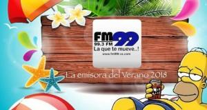 Verano 2018 fm99